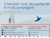 Infographic Checklist E-mailcampagne 2016