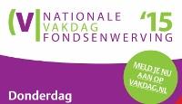 Nationale Vakdag Fondesenwerving logo
