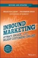Cover Inbound Marketing Boek
