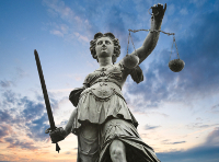 e-mail regelgeving vrouwe justitia